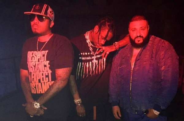 DJ Khaled – «It's Secured» (feat. Nas & Travis Scott)