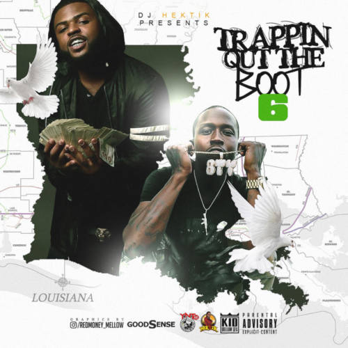 DJ Hektik «Trappin Out The Boot 6»