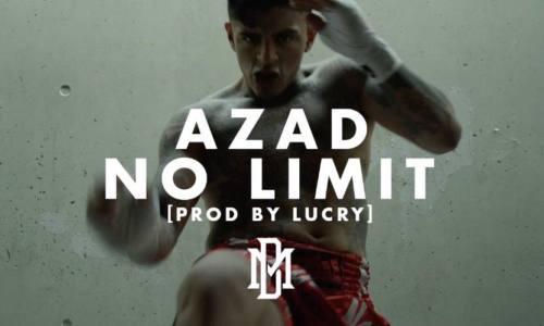 Германия: AZAD — NO LIMIT prod. by LUCRY   NXTLVL