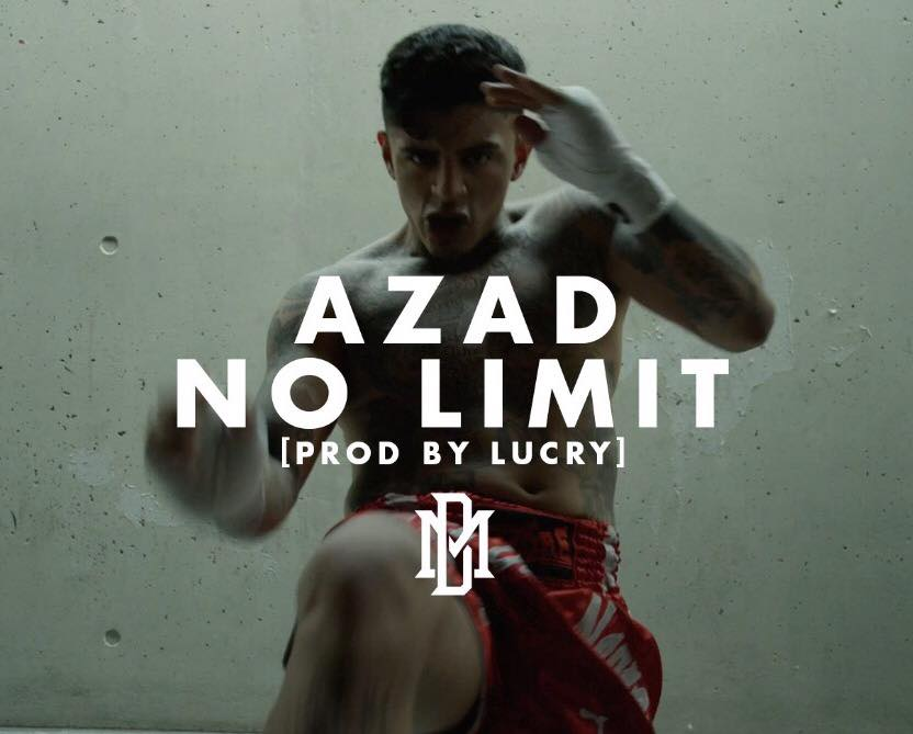 Германия: AZAD — NO LIMIT prod. by LUCRY | NXTLVL