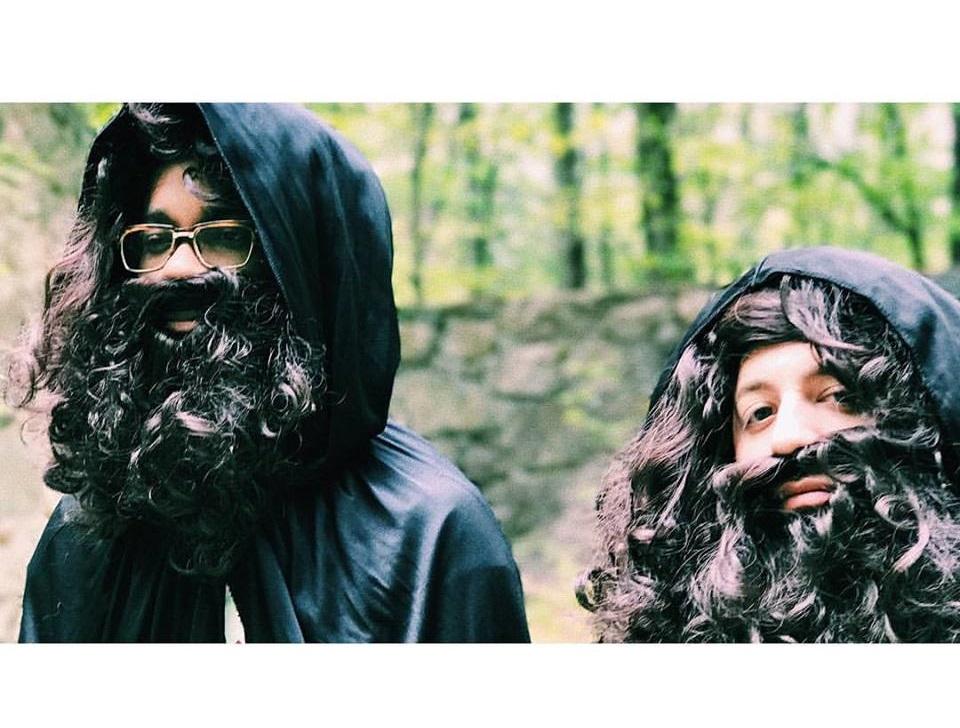 "The Doppelgangaz отрастили бороды в новом видео ""Boston Beard"""