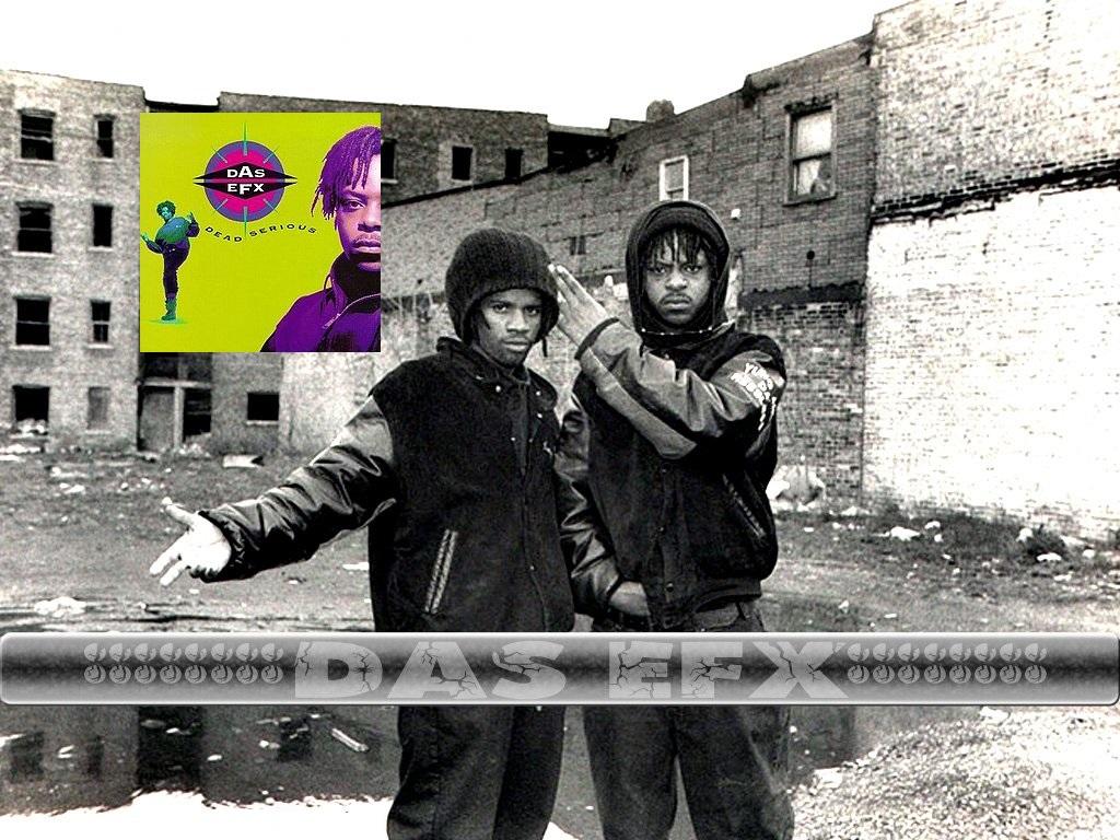 Das EFX поделились воспоминаниями о том, как создавался их первый альбом «Dead Serious»