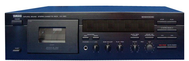 Yamaha KX-300