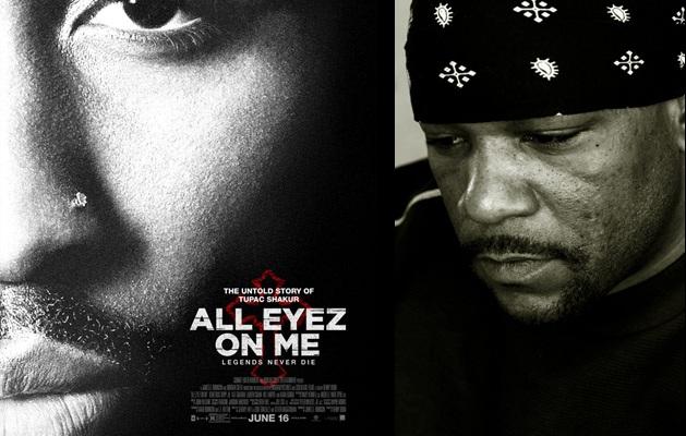 Один из любимых рэперов Тупака Шакура, не упомянутый в фильме «All Eyez On Me»