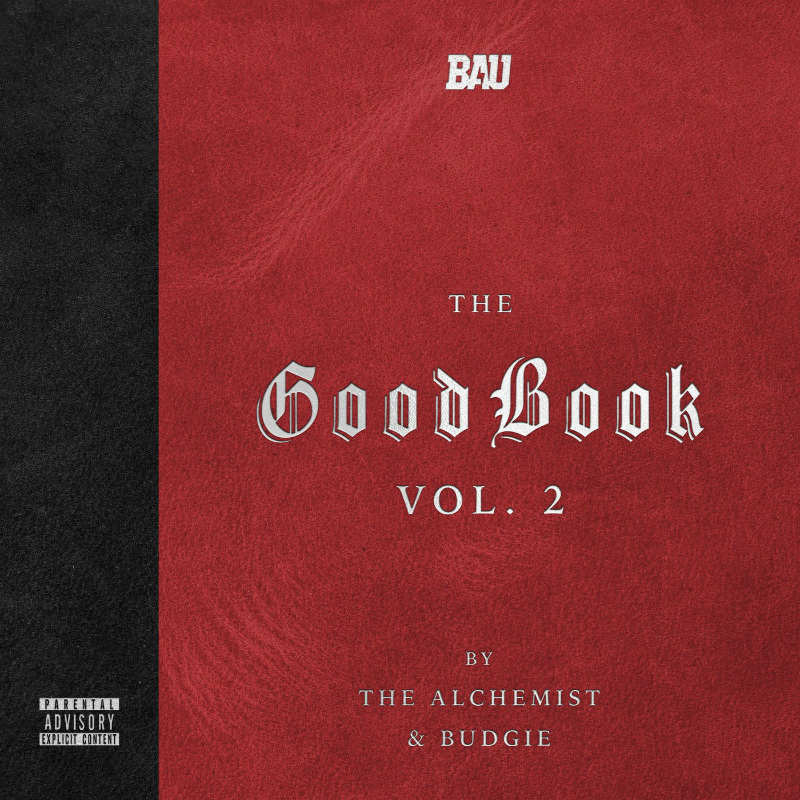 The Alchemist & Budgie — «The Good Book Vol. 2»