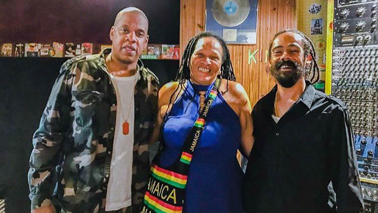 JAY-Z – «Bam» (Feat. Damian Marley)
