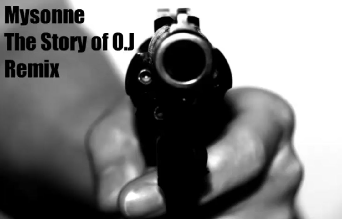 Mysonne «The Story Of O.J. (Remix)»
