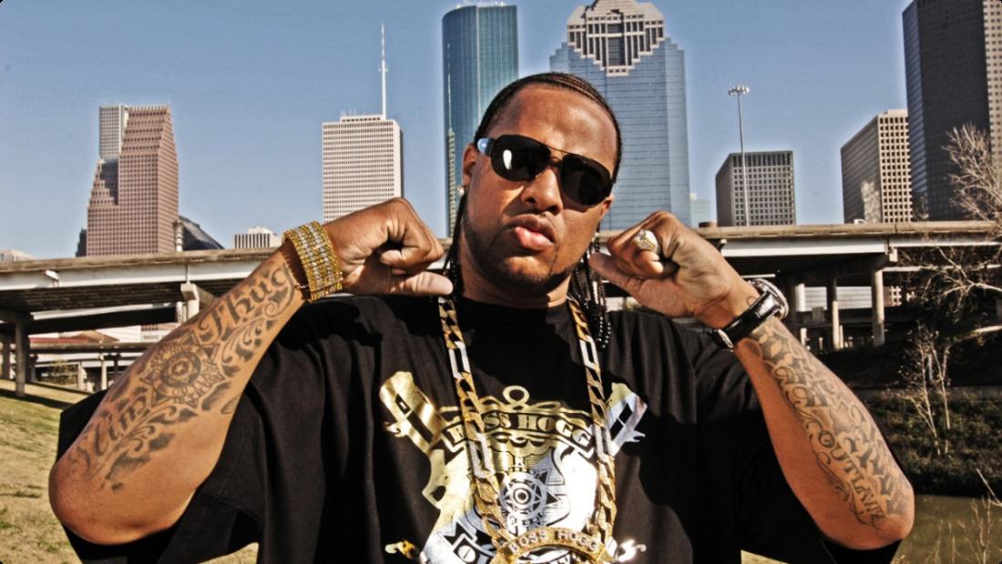 Slim Thug: заработал более 4 миллионов долларов
