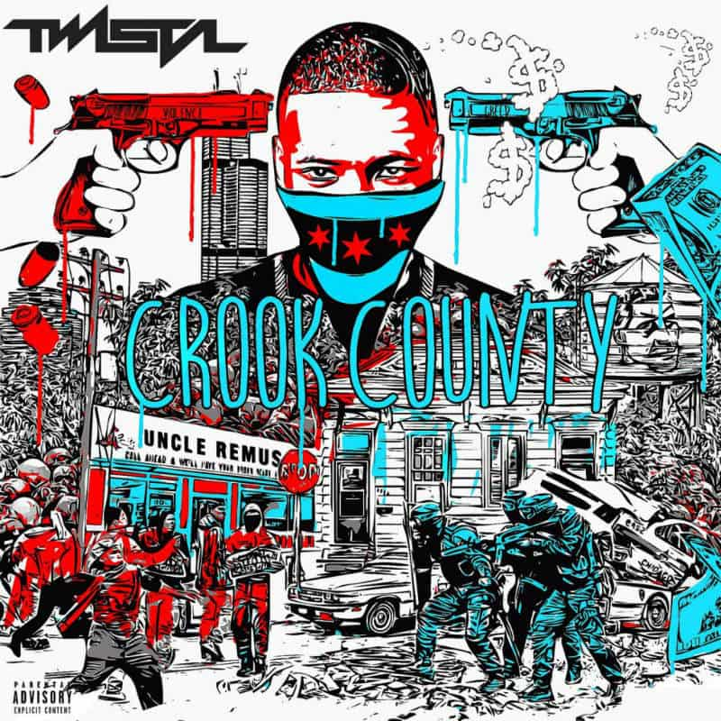 Twista – «Crook County»