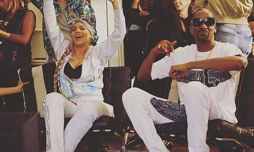 Faith Evans & The Notorious B.I.G. – «When We Party» (feat. Snoop Dogg)