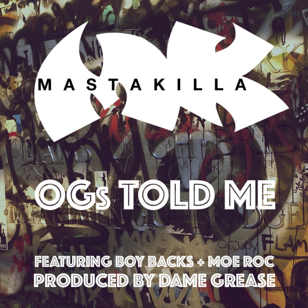"Masta Killa (Wu-Tang) презентовал сингл ""OGs Told Me"" с предстоящего релиза"