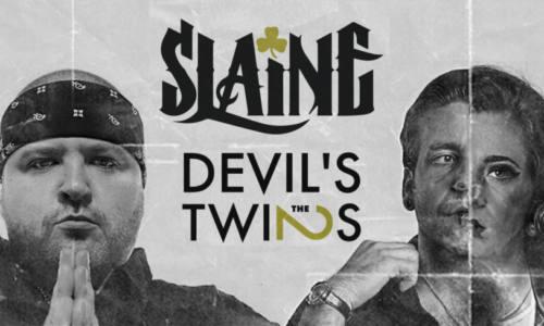 Slaine принял участие в песне рок-группы The Devil's Twins
