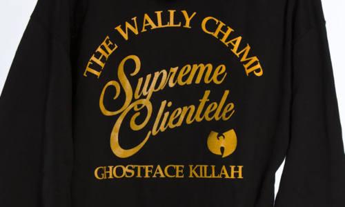Ghostface Killah выпустил коллекцию одежды, посвящённой альбому «Supreme Clientele»
