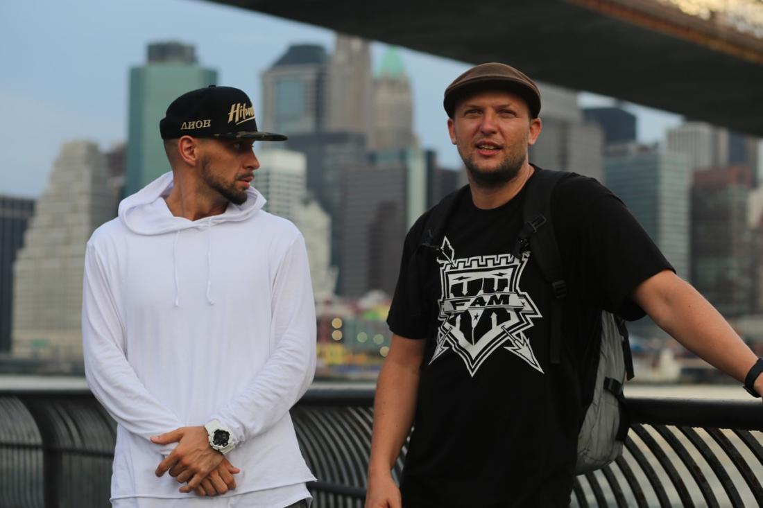 KREC x ЛИОН с новым видео «Карантин», снятым в Нью-Йорке