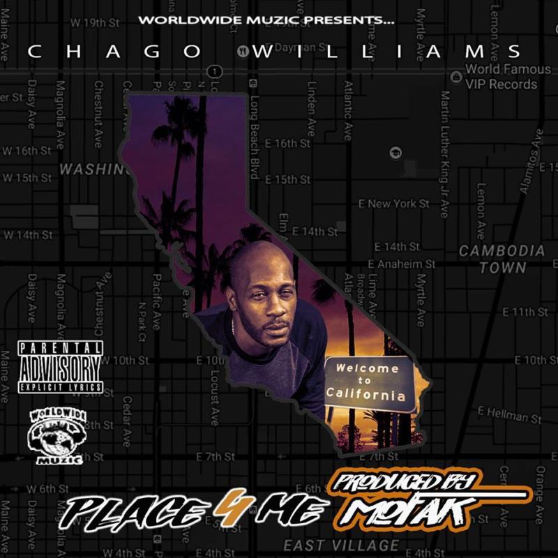 Chago Williams «Place 4 Me»
