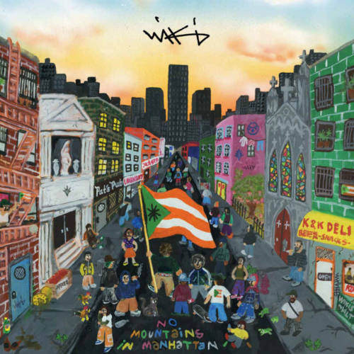 Wiki – «No Mountains in Manhattan»