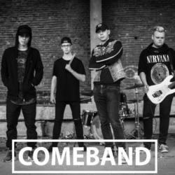 Группа из Арзамаса COMEBAND представляет новое видео «Тонкий лёд»