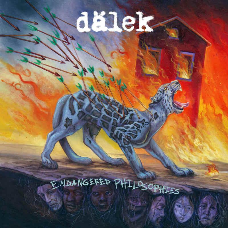 Dälek — «Endangered Philosophies»