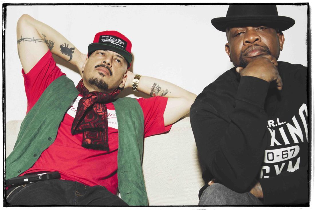 Jeru The Damaja и Psycho Les готовят совместный проект The Funky Pandas
