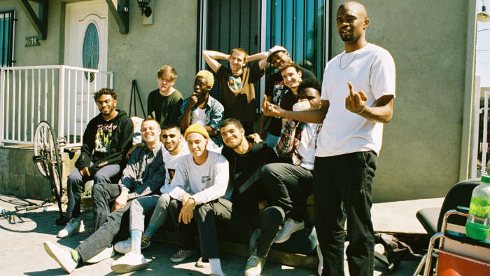 BROCKHAMPTON – «SWAMP»