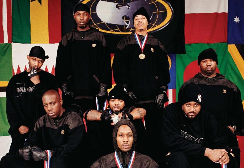 Осенью выйдет новый альбом Wu-Tang Clan