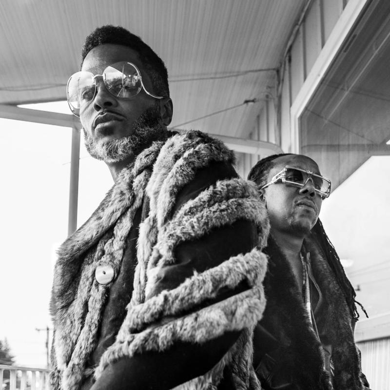 Shabazz Palaces «Shine A Light»
