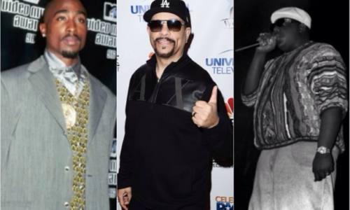 «Кто убил Тупака и Бигги!?» Ice-T обещает дать ответ