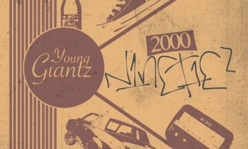 Young Giantz feat. Mz Ink Bomb «Western Expedition»
