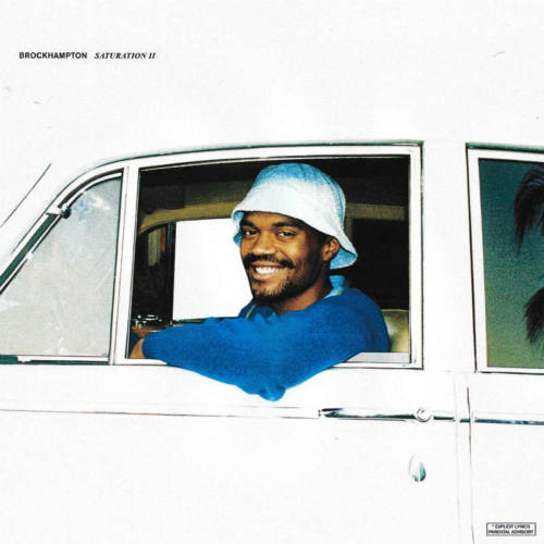 BROCKHAMPTON – «SATURATION II»