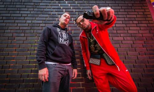 Германия: подборка хип-хоп клипов за сентябрь