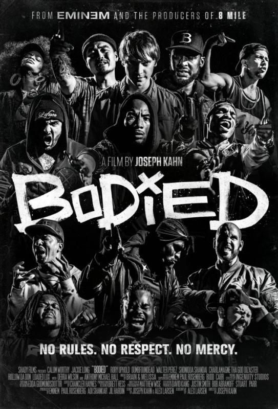 Eminem и Dr.Dre примут участие в саундтреке к фильму о баттлах «Bodied»