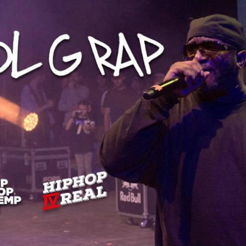 Эксклюзивное интервью Kool G Rap для HipHop4Real