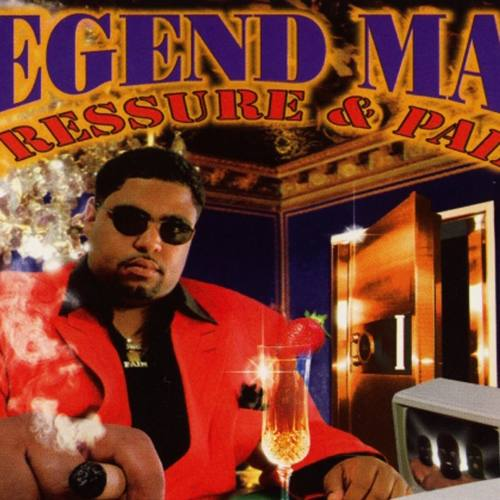 20 лет альбому Legend Man «Pressure & Pain»