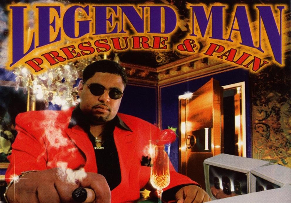 20 лет альбому Legend Man «Pressure & Pain»
