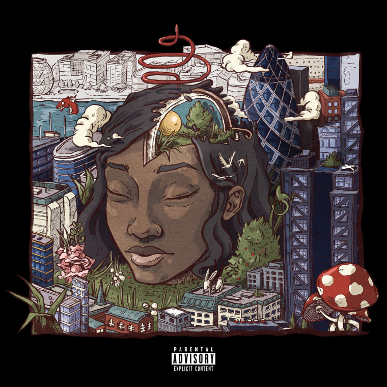 Little Simz «Stillness In Wonderland» (2016)