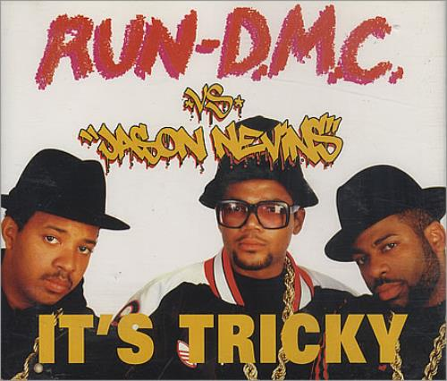 "Run DMC ""It's Tricky"" (1986)"