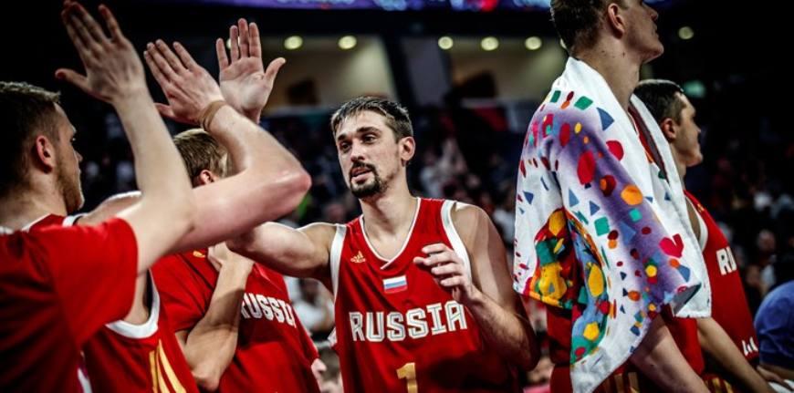 Не пропусти! Баскетбол. Чемпионат Европы. Мужчины. 1/2 финала. Россия — Сербия