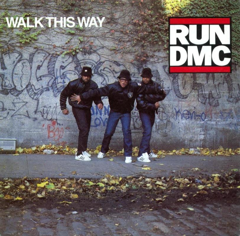 "Run DMC ""Walk This Way"" (1985)"