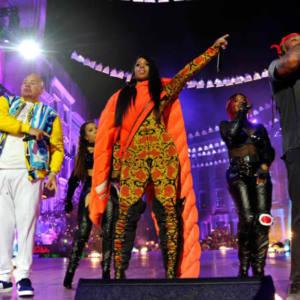 В Голливуде прошла очередная церемония «VH1 Hip Hop Honors»