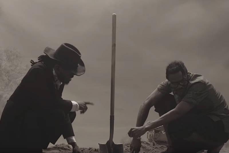 KAMAU – «GRā» (feat. Nkō Khélí)
