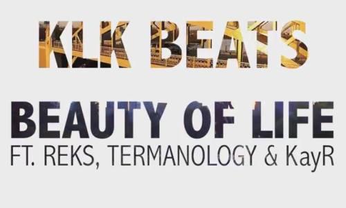 Японец KLK BEATS презентовал видео при участии Reks, Termanology