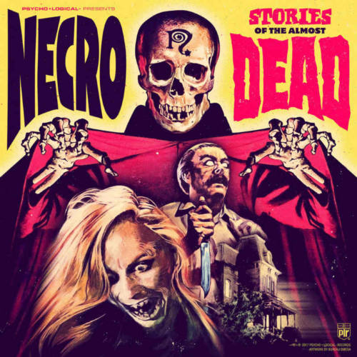Necro – «Stories of the Almost Dead»