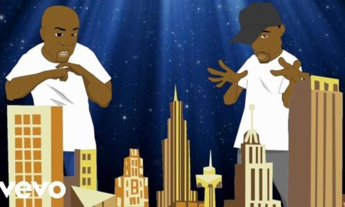 Bone Thugs-n-Harmony & Outlawz с новым видео «Makaveli and Eazy». Не трудно догадаться кому посвящённое…