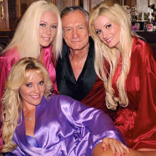 Ушел из жизни основатель журнала Playboy — Hugh Hefner