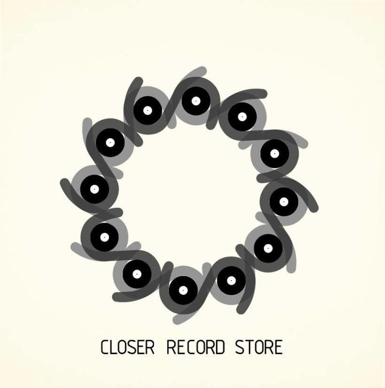 Closer record shop