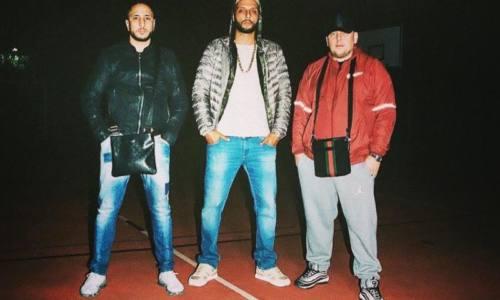 Германия: Celo & Abdi — MONDSICHEL feat. Hanybal (prod. von Jimmy Torrio)