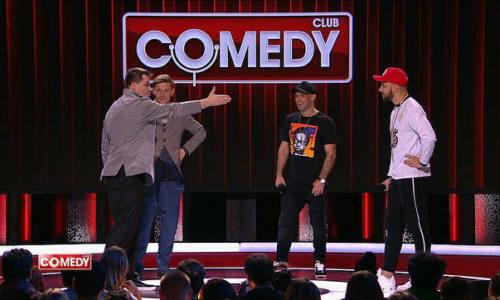 ST и Лигалайз устроили рэп-баттл с ведущими Comedy Club