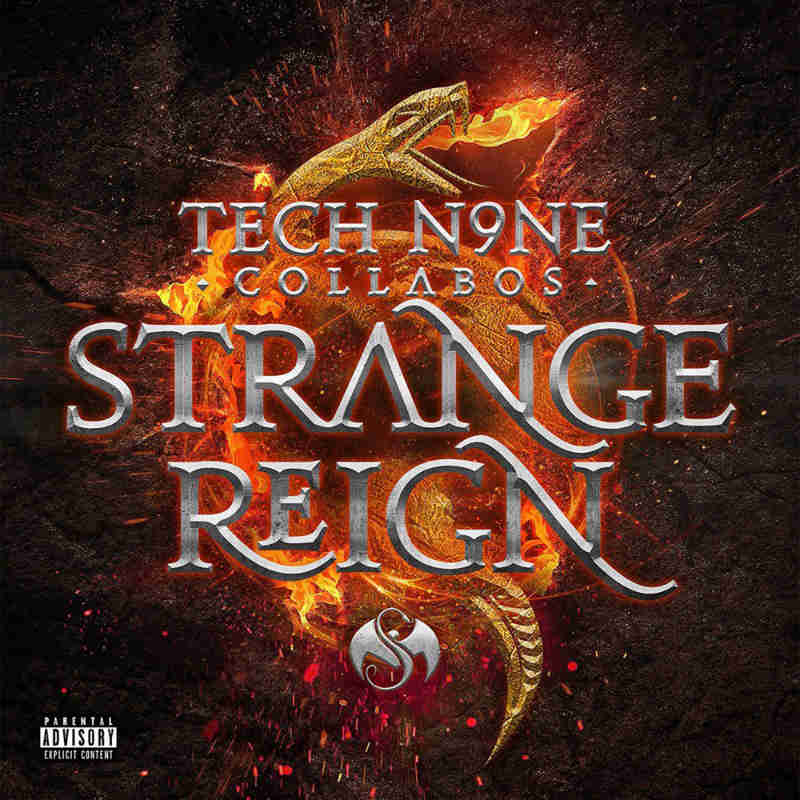 Tech N9ne Collabos – «Strange Reign»