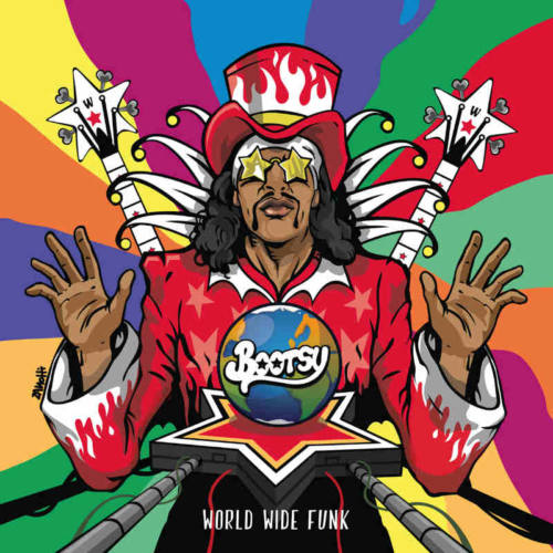 Bootsy Collins – «World Wide Funk»