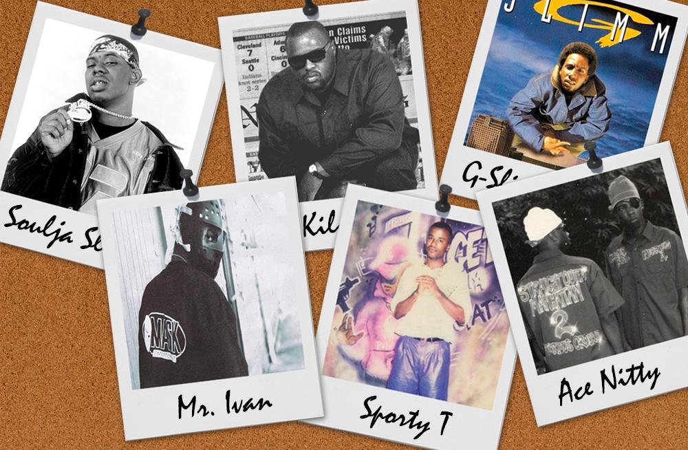 Почившие хип-хоп герои Нового Орлеана